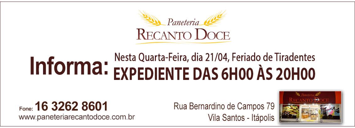 Recanto Doce Informa