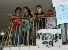 Ato a Favor das Manifestações no Brasil - Itápolis 18-06