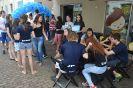 Campanha Água-MG e Passos que Salvam no Calçadão